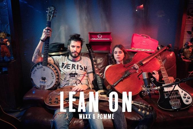 Lean on Major Lazer DJ Snake cover 2 guys 15 Instruments Waxx Pomme