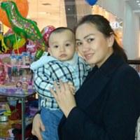 Фотография профиля Айгерим Шадибековой ВКонтакте