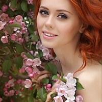 Фотография Анастасии Комаровой