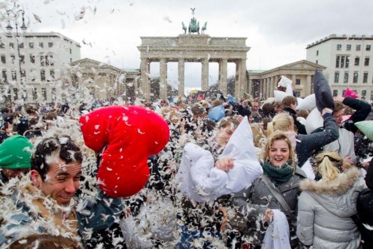 Самые впечатляющие праздники и фестивали, изображение №5