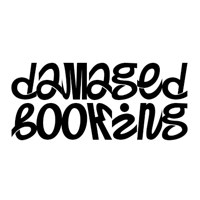Логотип DAMAGED BOOKING