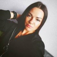 Фотография анкеты Евгении Лебедевой ВКонтакте