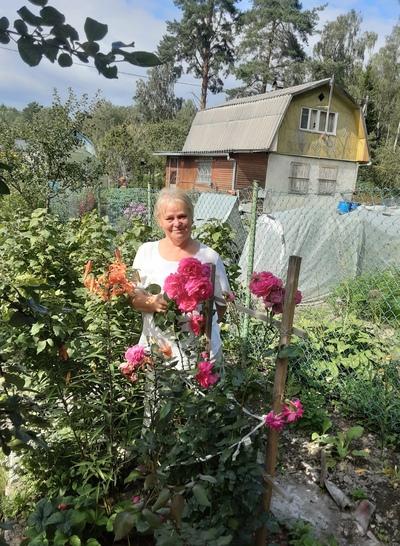 Валентина, 70, Priozersk