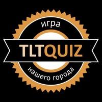 Логотип ПАБ-КВИЗ | TLTQUIZ | барная викторина Тольятти