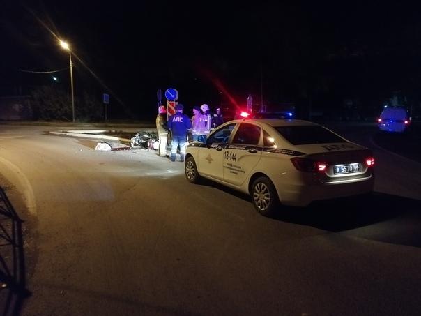 В Богдановиче в ночном ДТП погиб мотоциклист Минувшей ноч...