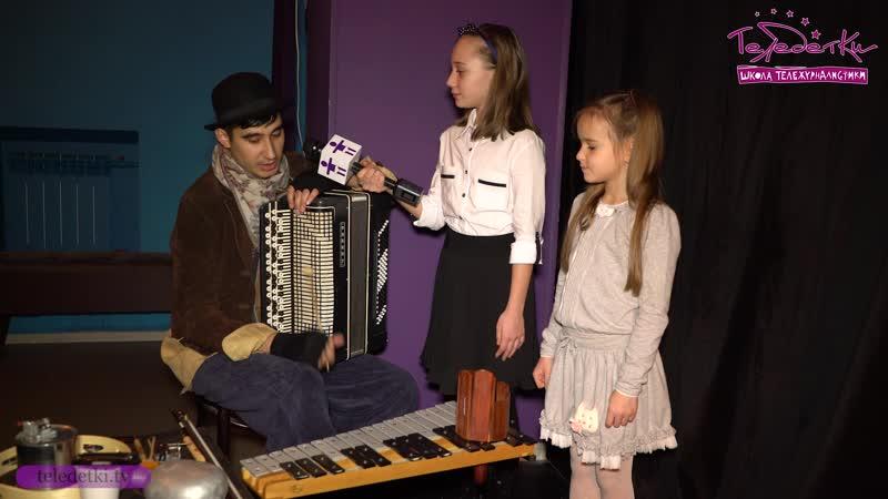 Девочка со спичками - премьера в театре Karlsson Haus
