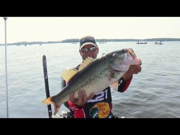 Bassmaster Elite Toledo Bend 2016