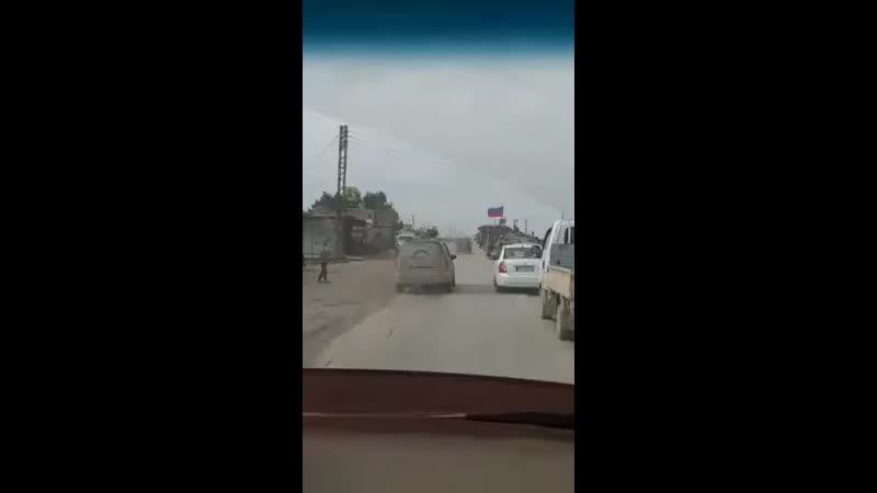 Русские в Сирии Американцы подрезали mp4
