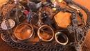 Я в ШОКЕ от такого количества ювелирных изделий найденных на пляжеПоиск золота на пляже 2020