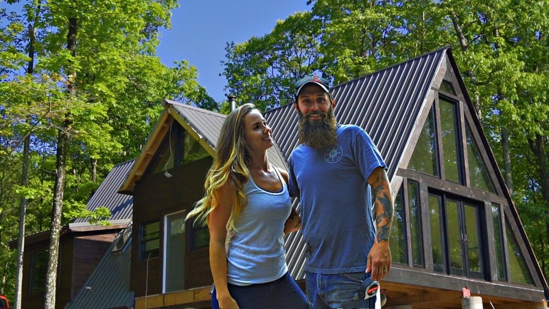 Teacher and Electrician BUILD THEIR OWN HOUSE From The Ground Up