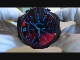 Элитные мужские часы DIESEL 10 BAR. Топ 2018 года