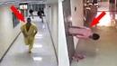 Топ 10 Побегов из Тюрьмы Снятых на Камеру