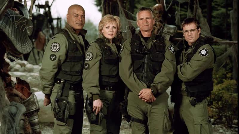 Звездные врата ЗВ 1 4 сезон 22 серия 2000 2001 г