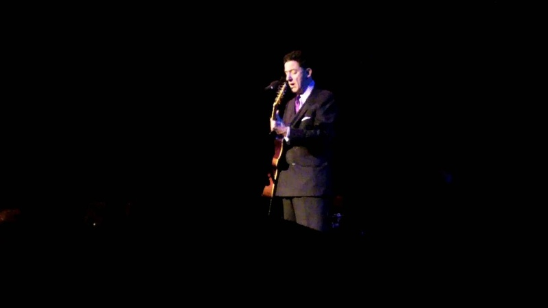 John Pizzarelli - East St. Louis Toodle-oo Dont Get Around Much Anymore (3-13-11)