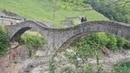 2 Валле Верзаска. Двугорбый Римский мост. Швейцария.