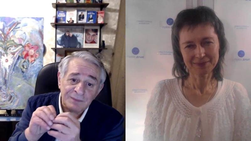 Марина Чонкова Морская Идеальный голос обучение снятию зажимов внутренней свободе Хасай Алиев