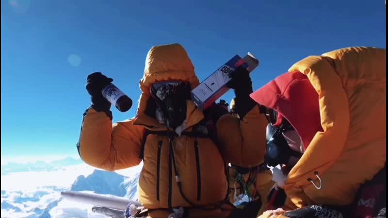 Briman Ale 8848 первое пиво покорившее Эверест