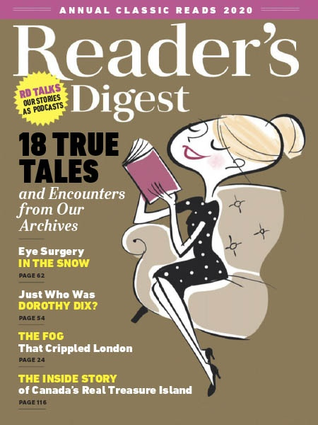 Reader's Digest AU NZ 01.2020