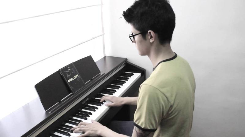 Boulevard Of Broken Dreams Green Day Piano Cover