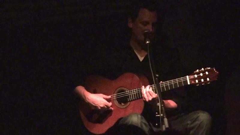 Mark Kozelek - Mistress - Live in Israel May 2012
