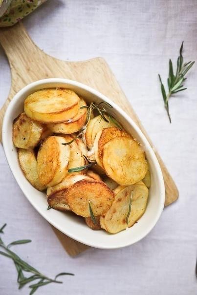 Прекрасная запеченная картошка