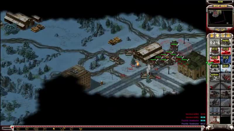 Red Alert 2 Mental Omega Soviet Fan Mission Cold Pole
