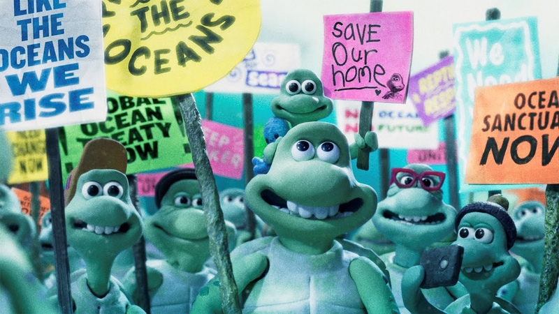 Turtle Journey the crisis in our oceans