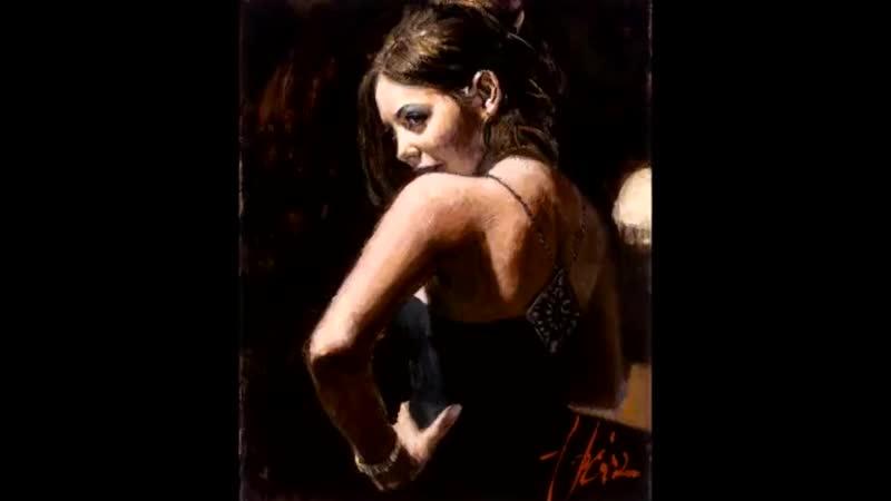 Павел Михайлов - Утомлённое солнце (танго) Fabian Perez paintings.