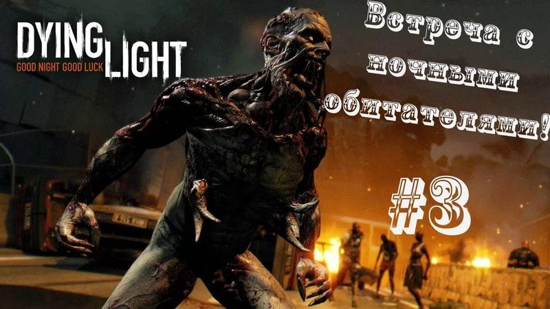 Прохождение Dying Light 3 Встреча с ночными обитателями