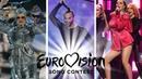 Eurovision: Worst Dressed Singer Each Year (Barbara Dex Award)