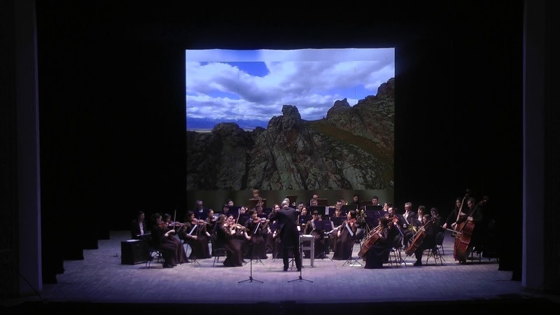 Suvinskaya Saksoniya music by Larisa Sanzhieva SO Buryat Opera house conducter