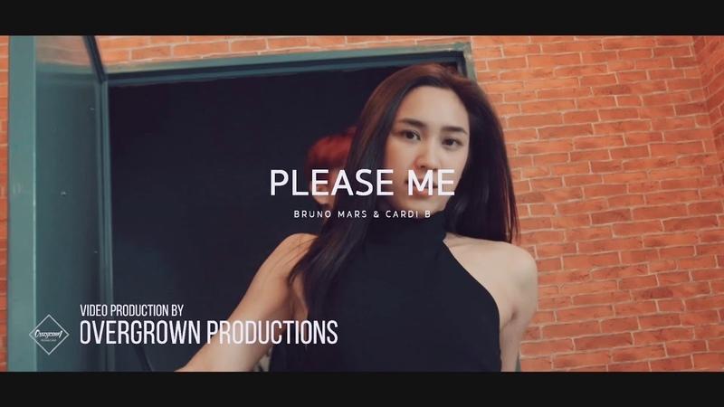 YT Please me Bruno mars Lotte Klimaxx Ploy Trixx Choreography Dc toey
