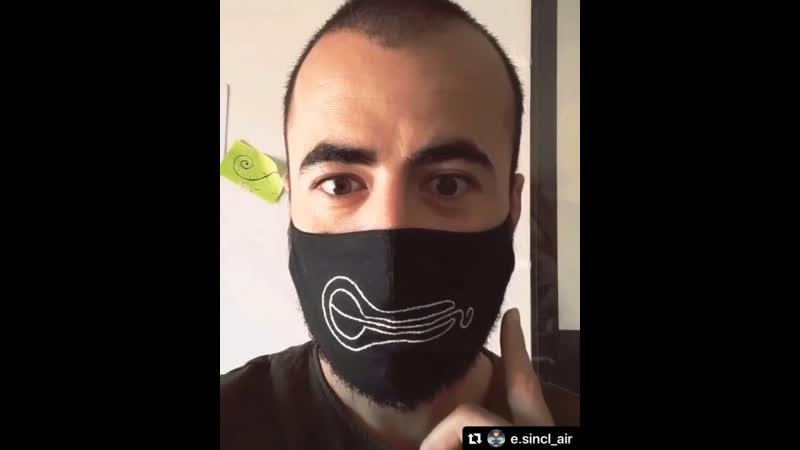 Варган хомус маска