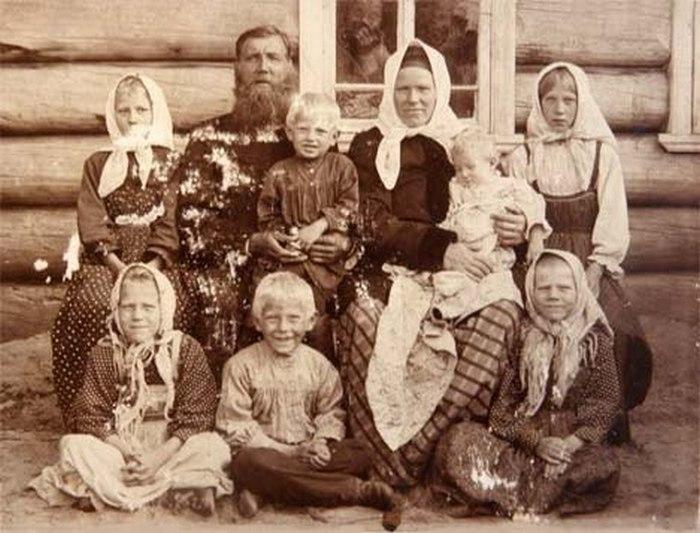 """С какого возраста женщина на Руси становилась """"бабкой""""?, изображение №1"""