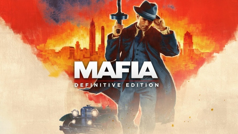 Посидим постримим Mafia Definitive Edition 3 Грязная работа