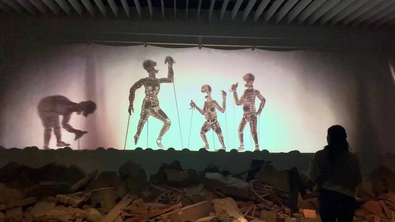 HD 進撃の巨人FINALseason タイバー演説シーン 進撃の巨人展ファイナル