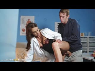 Brazzers: Tina Kay & Danny D - fuck sexy doctor and suck big dick (porno,sex,full,xxx,couples,oral,pussy)