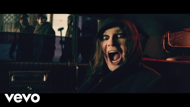 Ozzy Osbourne Straight to Hell Official Music Video