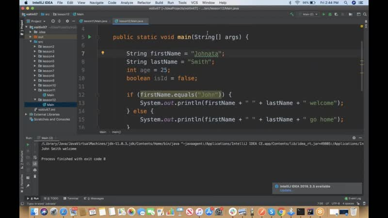 Урок 12 Автоматизация тестирования Java Selenium Город Issaquah WA