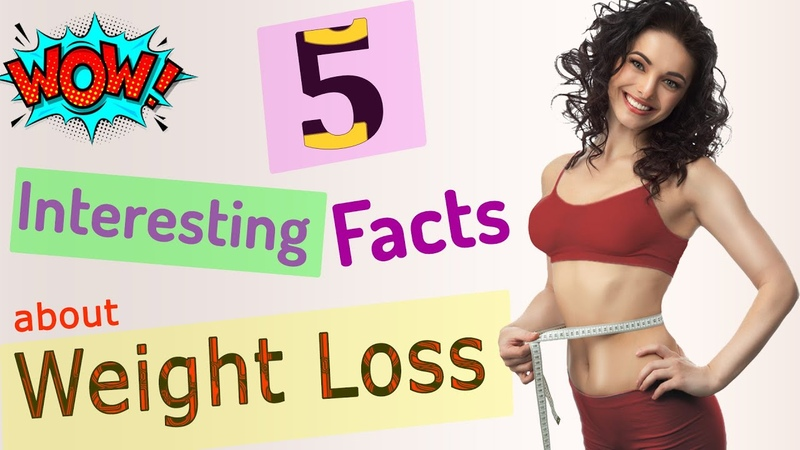 5 Interesting Facts about Weight Loss That Works weight loss motivation