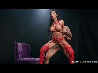 Madison Ivy - Red Hot ( Самое красивое порно Big TIts Blowjob Brunette Lingerie Hardcore)