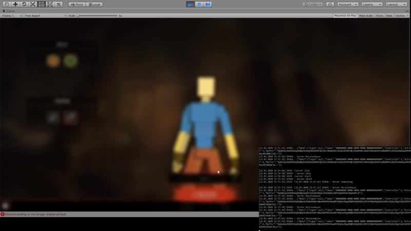 Dark Sider World DSW Test Video