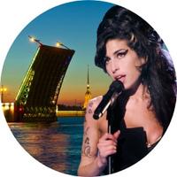 Логотип Разводные мосты, прогулка, теплоход РОК ХИТ НЕВА