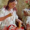 Наборы для вышивания | Вышивка | Рукоделие