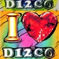 Логотип  МЫ ЛЮБИМ DISCO '80