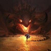 Логотип Игра дракона. Ролевые игры - Ижевск
