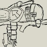 """Логотип МГ """"Ленивцы императора"""" (Закрытая группа)"""