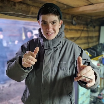 Макс, 18, Kolpashevo