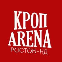 Логотип КРОП АРЕНА Ростов