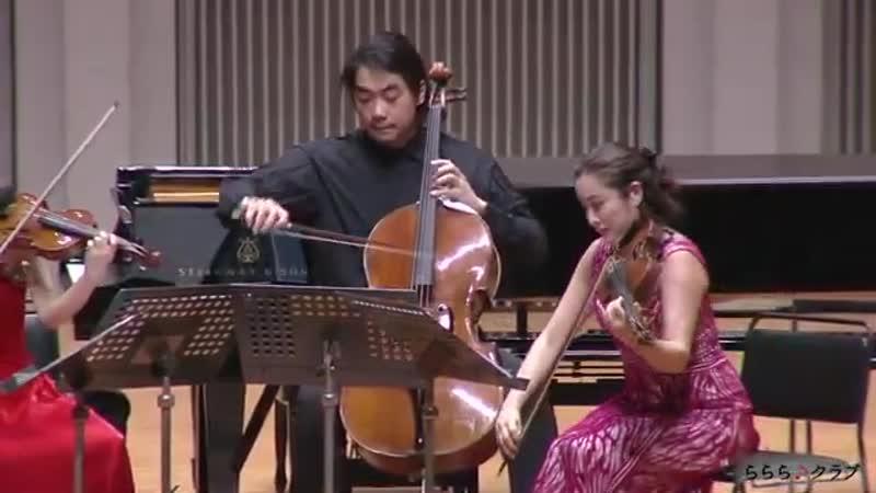 カルテット・アマービレ ベートーヴェン:弦楽四重奏曲第8番 ホ短調 Op 59 2「ラズモフスキー第2番」 第4楽章 1